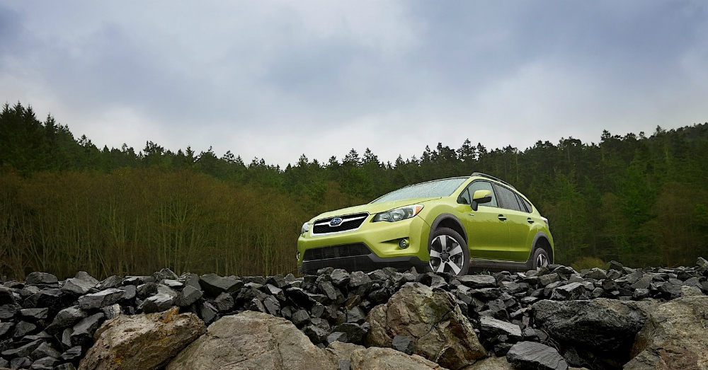 2016 Subaru XV Crosstrek: An Off Road Capable Compact SUV