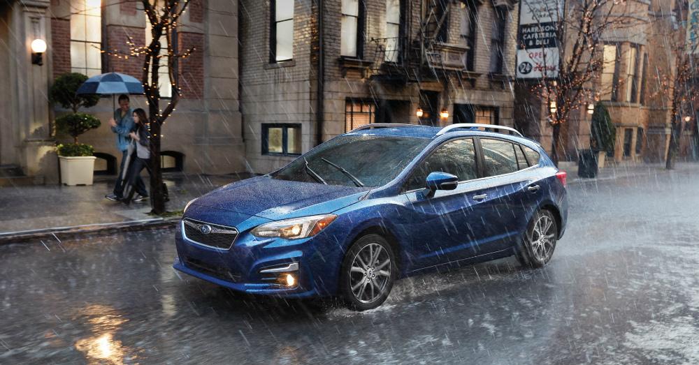 2017 Subaru Impreza: Stepping Up with a New Model