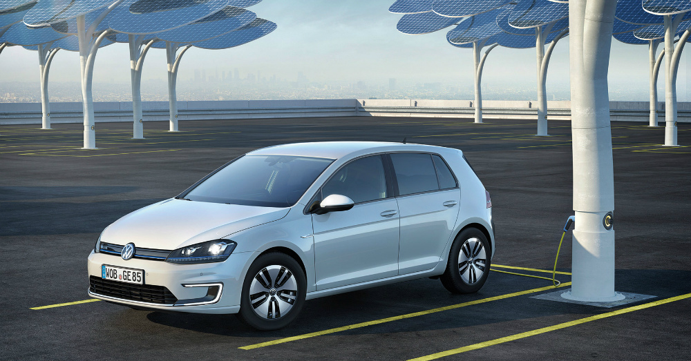Improvements for the Volkswagen e-Golf