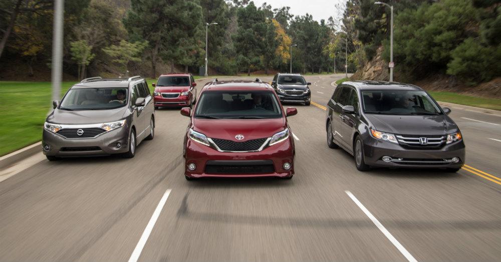 Best on the Road: Minivan Edition
