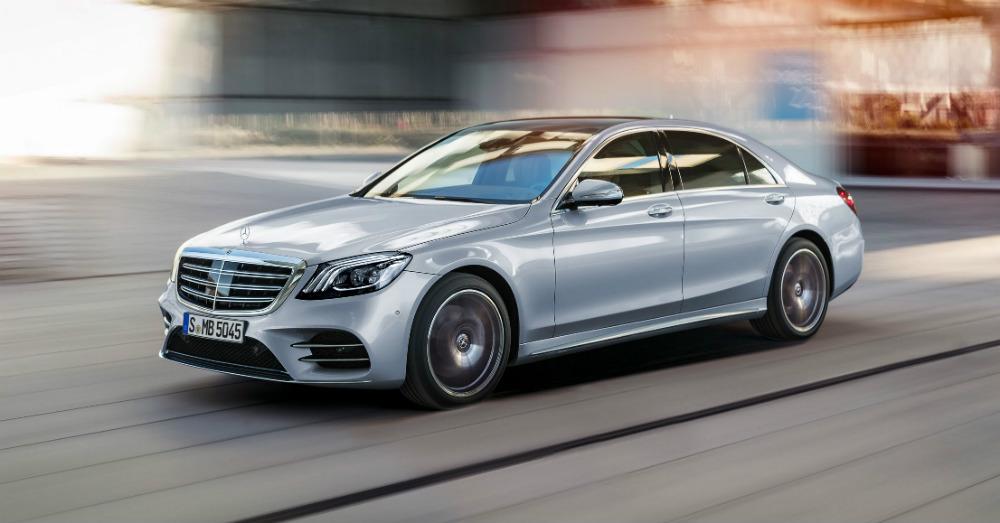 2018 Mercedes-Benz S-Class: Superb Luxury You Respect