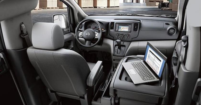 2018 Nissan NV200: A Work Van That Fits Everywhere