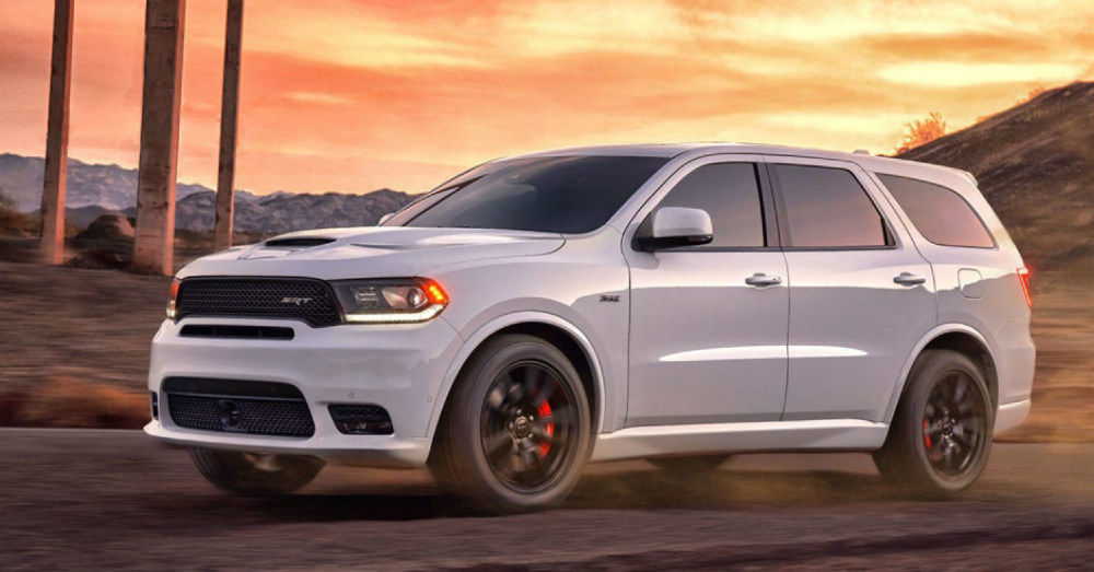 The Dodge Durango is the SUV for You