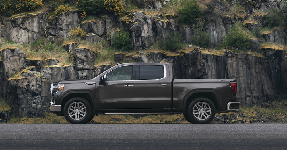 The GMC Sierra Denali is a More Comfortable Work Mate