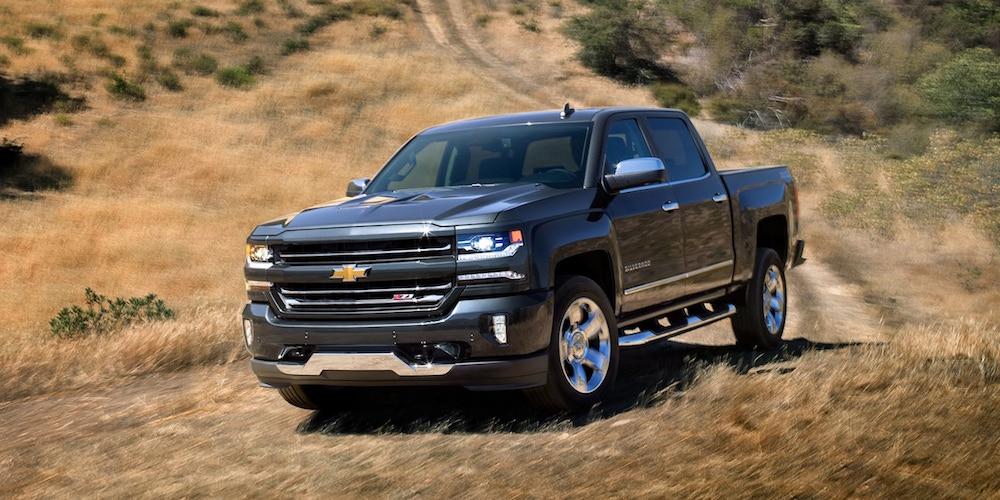 Don't Look to the Chevrolet Silverado for Fuel Efficiency