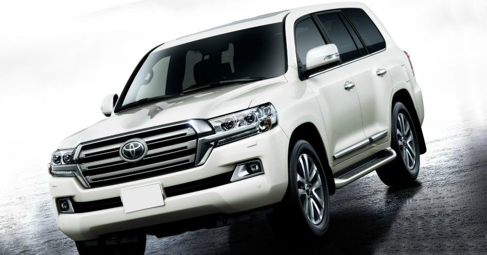 Land Cruiser – Let this Toyota Take You Away