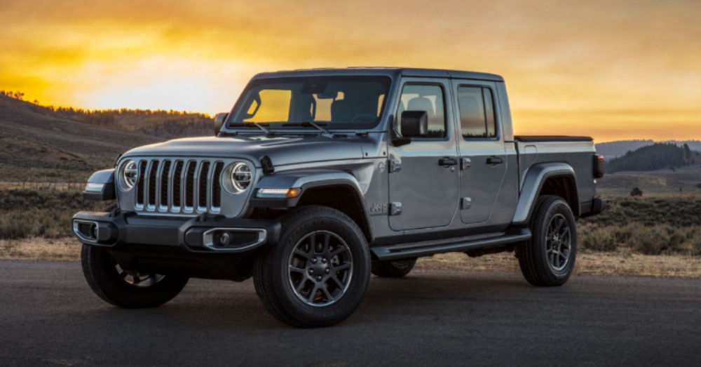 Adventure Awaits at Jeep