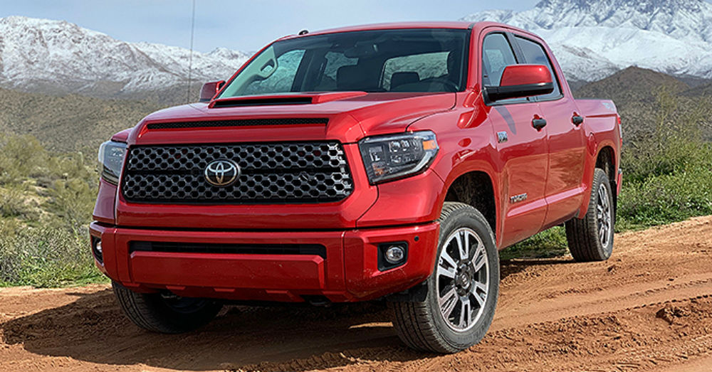 Truck Talk – A Toyota Tundra is What You Need