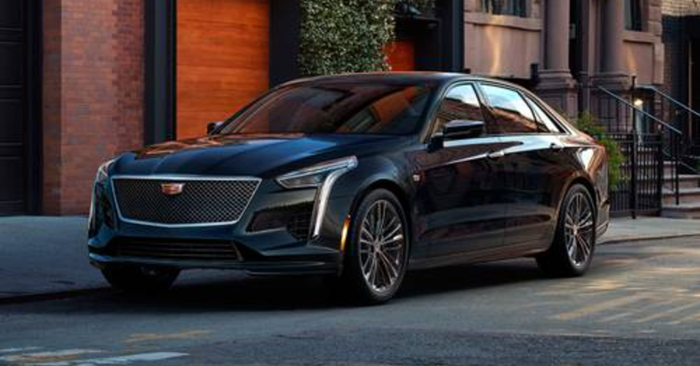The Cadillac CTS Sedan is Perfect Comfort for You