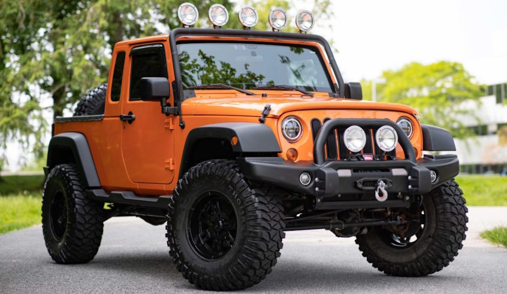Find the Right Jeep Wrangler JK Today
