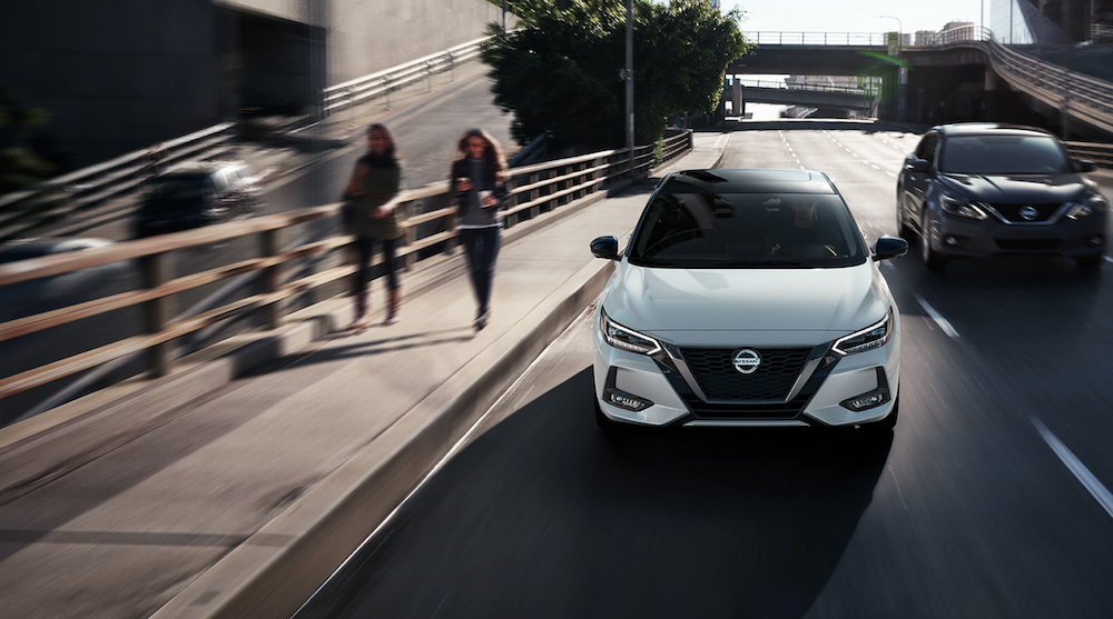A New 2020 Nissan Sentra Arrives on the Scene