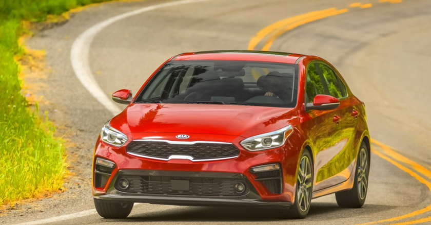 Enjoy Everything About the Kia Forte