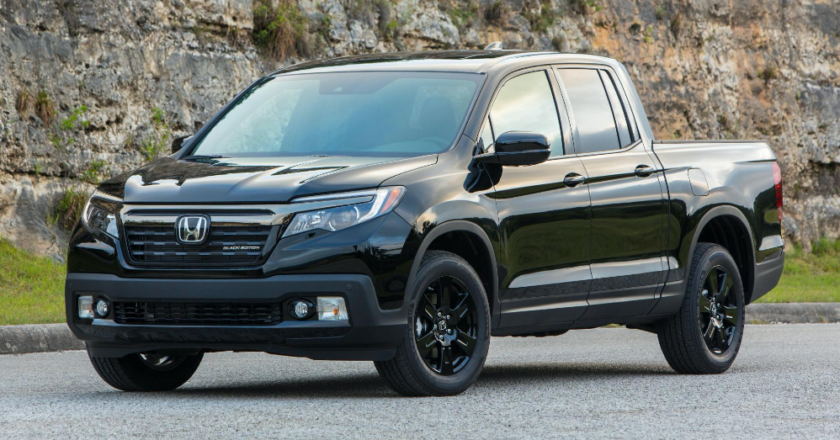 The Honda Ridgeline is an Unconventional Truck