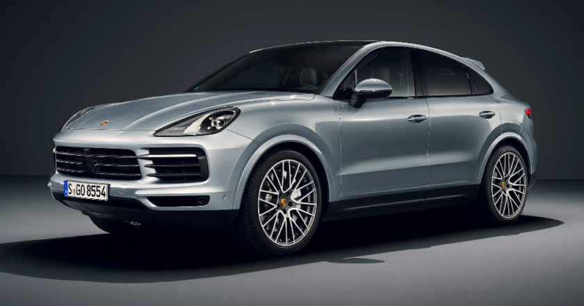 The Thrilling Drive of the Porsche Cayenne