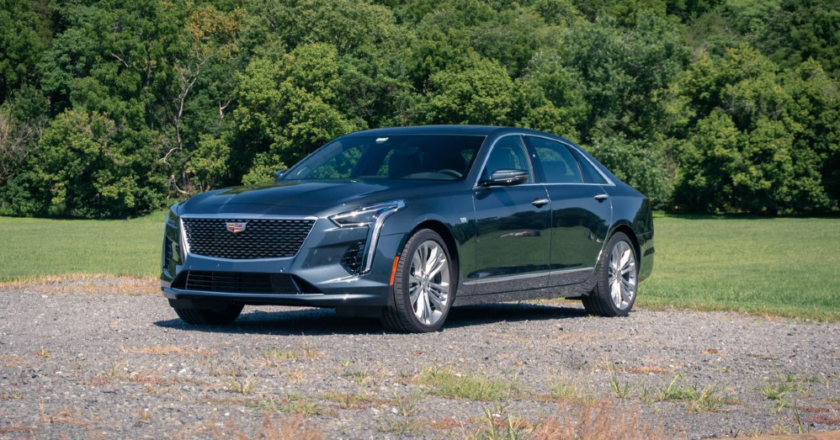 2020 Cadillac CT6: Flying the Flag High