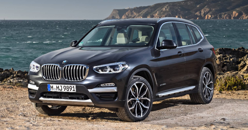 The BMW X3 is Everything You Want in a Luxury SUV
