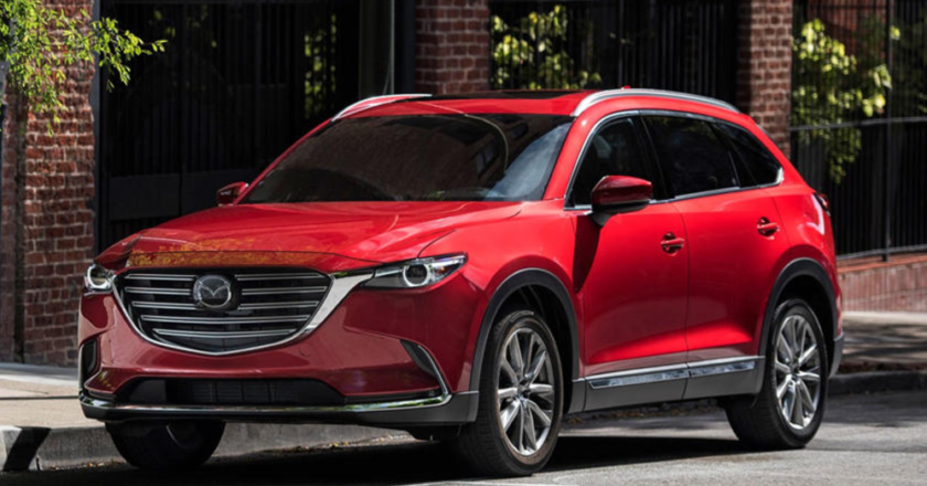 Bang for Your Buck Series: Mazda CX-9