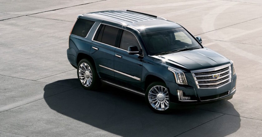 Will You Drive the Cadillac Escalade?