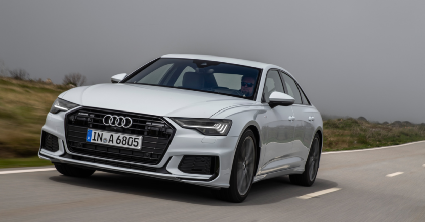 An Abundance of Quality in the Audi A6