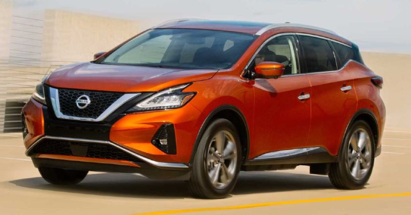 The Refined Comfort of the Nissan Murano