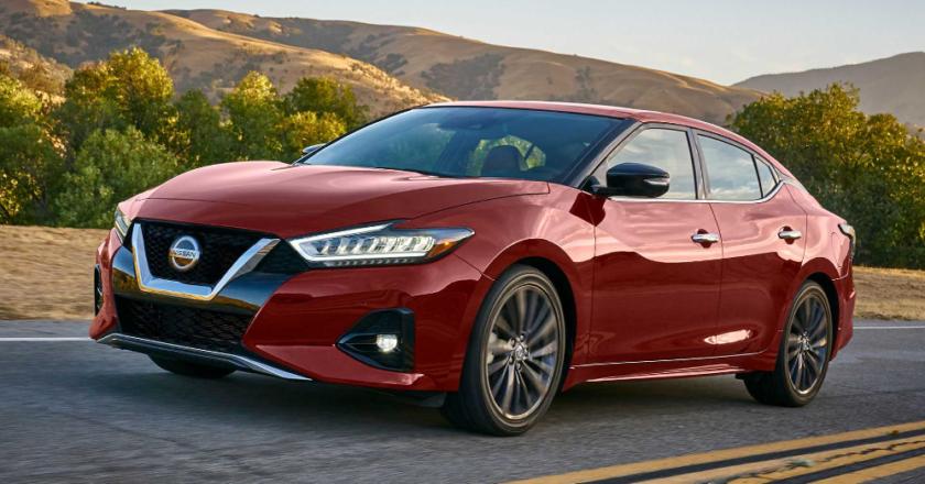 2019 Nissan Maxima: The Right Sports Sedan