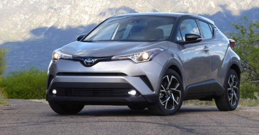 2019 Toyota C-HR: The Subcompact SUV that's Right for You