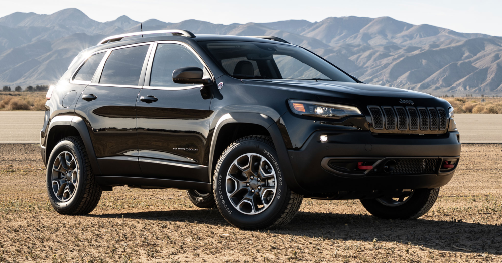 2020 Jeep Cherokee: A Compact SUV with More