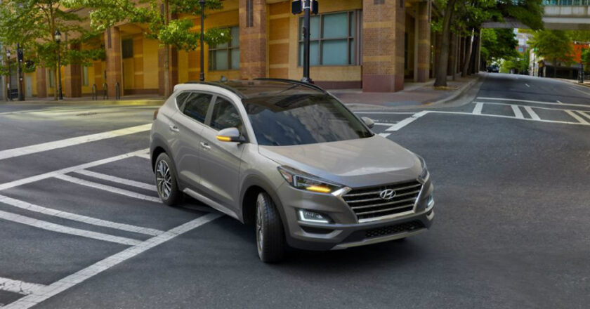 2021 Hyundai Tucson Knows What You Want on the Road