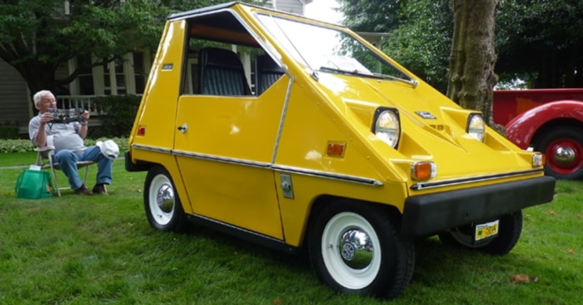 Crazy Cars You Forgot Existed but Want to Remember