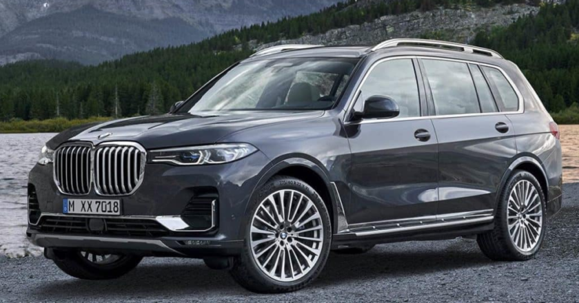 The BMW X7 is More American than You Expect