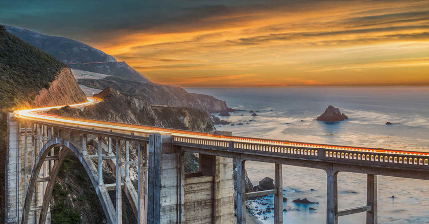 5 Stunning Luxury Convertibles To Take on Iconic Highway 1