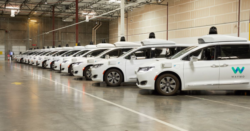 Waymo Passengers Pay for the Ride