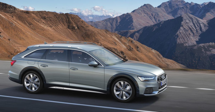 Audi A6 Allroad – Can You Love an Audi Wagon?