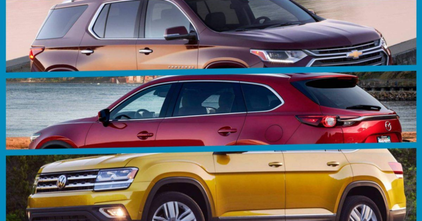 Best SUVs for Large Families to Enjoy