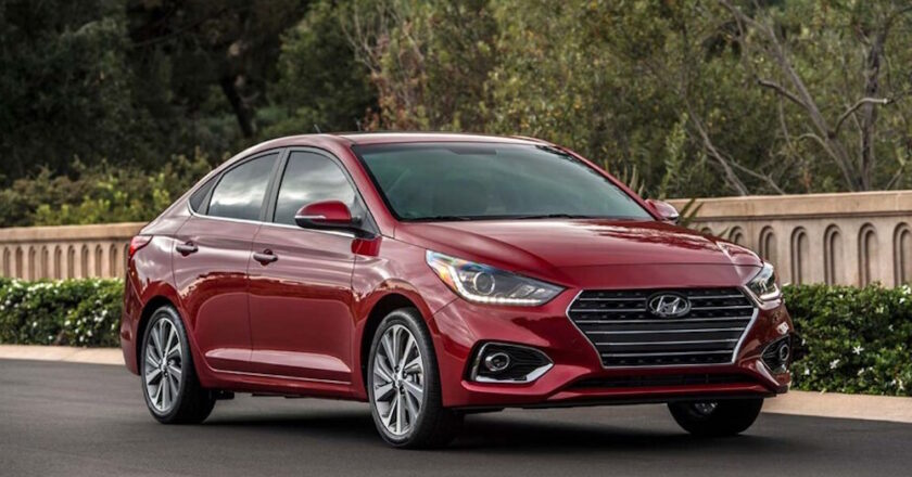 Hyundai Accent – When You're Looking for a Great Small Car