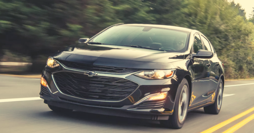 Midsize Excellence in the Chevrolet Malibu