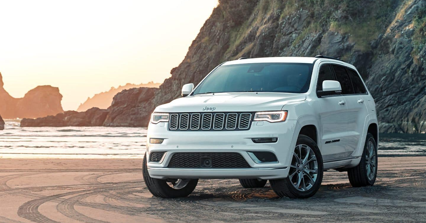 A Wide Variety in the Jeep Grand Cherokee