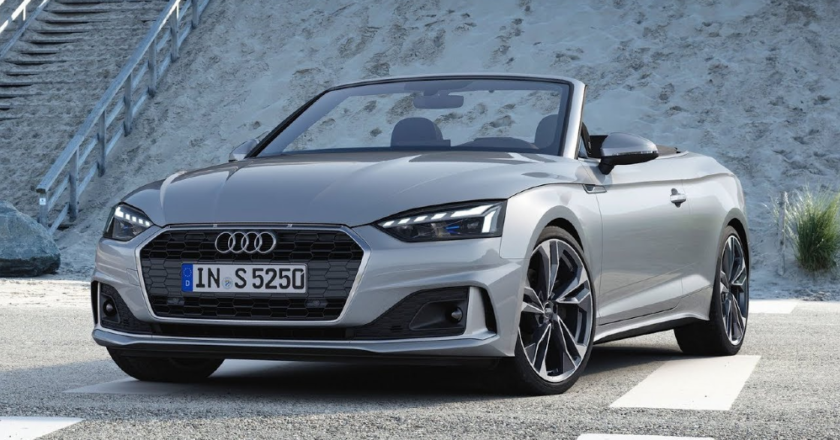 A4 and A5 – More Fun and Form from Audi