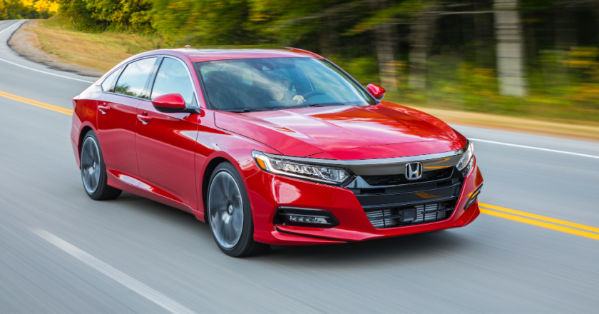 The Honda Accord is Reliably Stylish