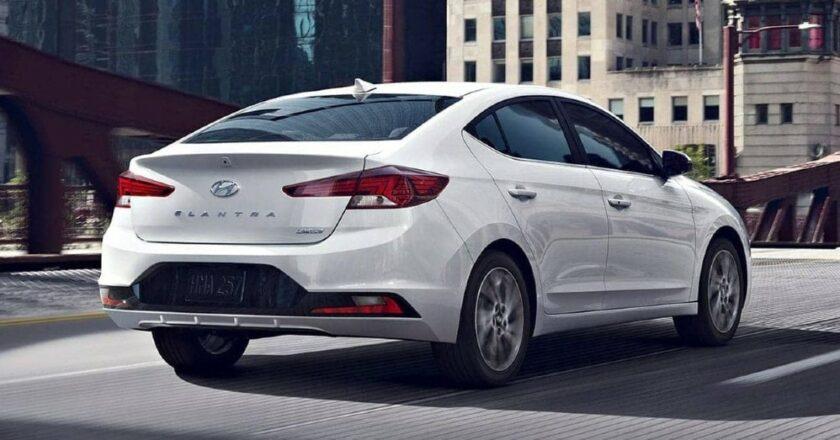 2021 Hyundai Elantra – Most Advanced Safety Systems