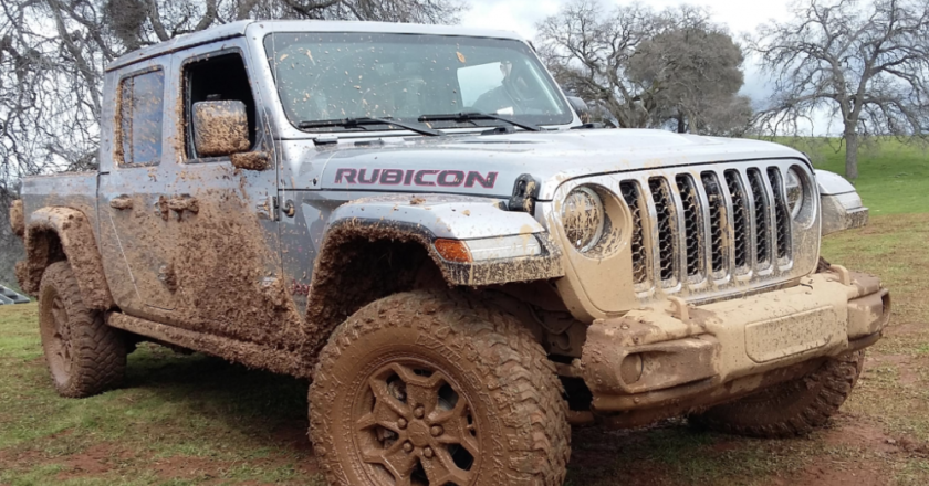 The Jeep Gladiator isn't Shy About Adventure