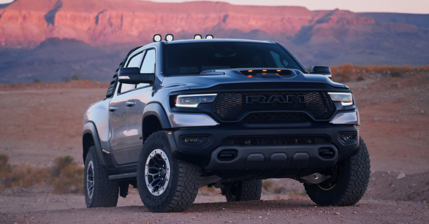 2021 Ram 1500: An Advanced Truck Filled with Items for You