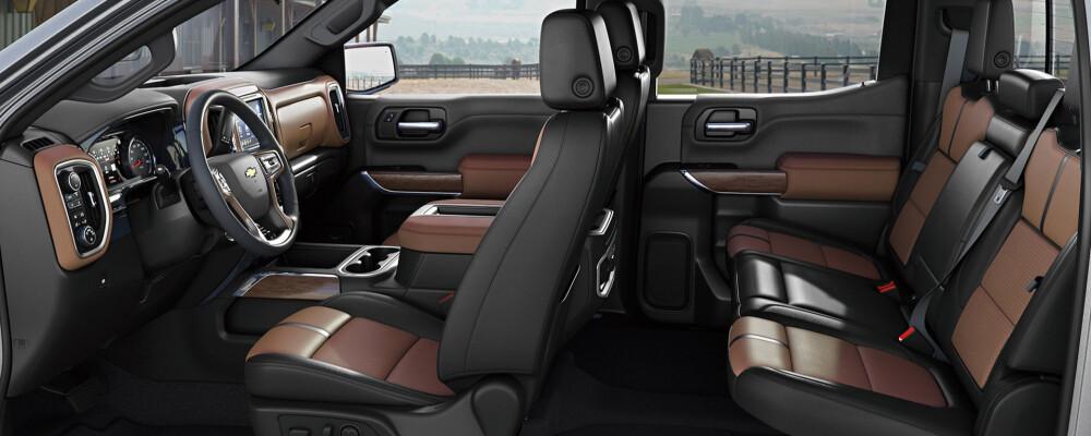 Chevy Silverado Interior