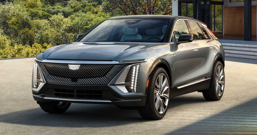 Get Ready for the All-Electric Cadillac Lyriq