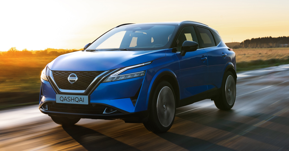 The Next Nissan Rogue Sport is the Qashqai in Europe