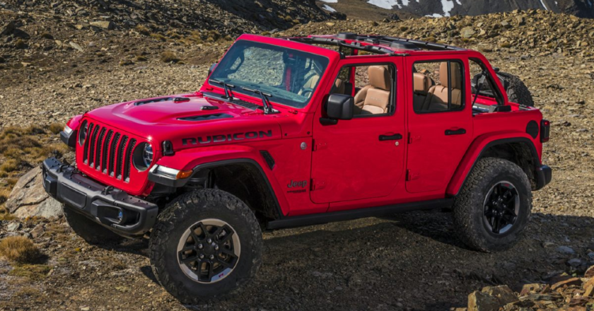 Wrangler Rubicon – This Jeep Had a Fan Club Before it Showed Up