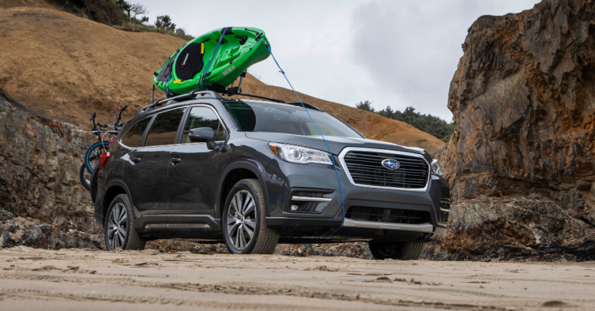 Go Touring in the Subaru Ascent Today