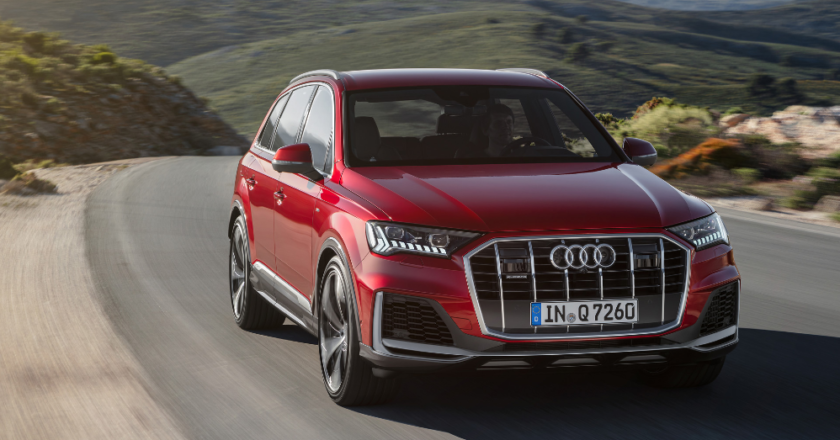 The Audi Q7 Premium is a Base Model with Variety