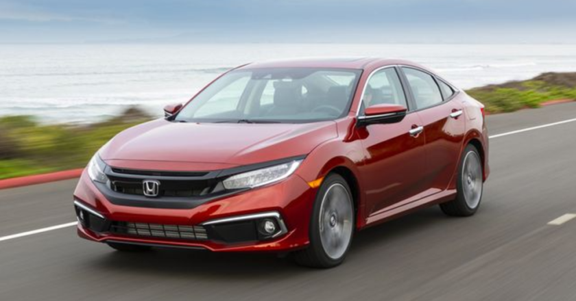 Which Honda Civic Has Apple CarPlay?